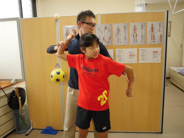 スポーツ専門院ー運動指導