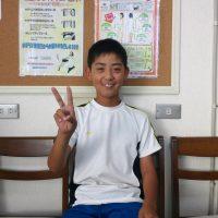 豊橋市にお住まいのM様(男性/11歳)