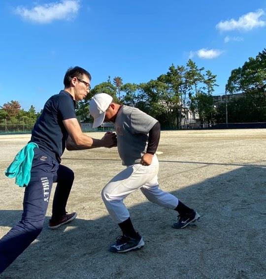 少年野球、運動指導(9月)2020