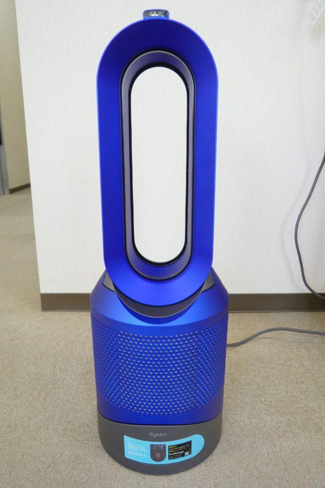 空気清浄機能付き送風機